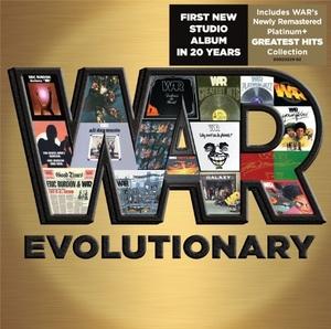 Evolutionary / Greatest Hits album cover
