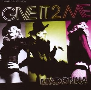 Give It 2 Me (Remixes) album cover