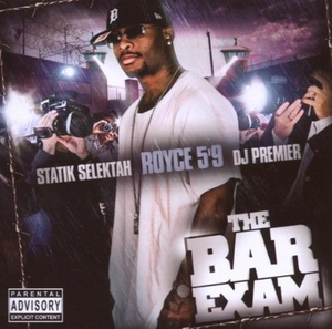 The Bar Exam album cover
