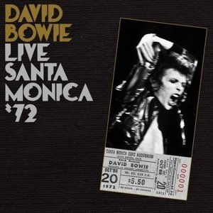 Live In Santa Monica '72 album cover