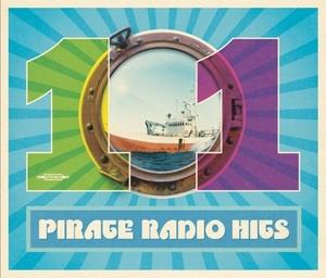 101 Pirate Radio Hits album cover