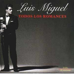 Todos Los Romances album cover