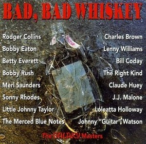 Bad Bad Whiskey album cover