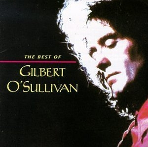 The Best Of Gilbert O'Sullivan (Rhino) album cover