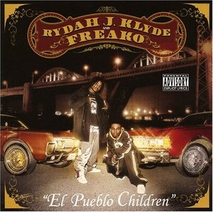 Mac Dre Presents: El Pueblo Children album cover