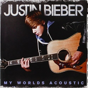 My Worlds Acoustic album cover