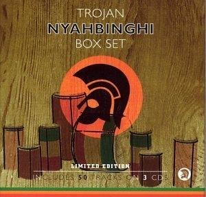 Trojan Nyahbinghi Box Set album cover