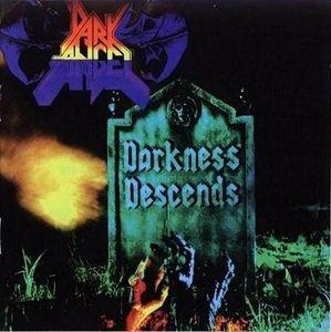Darkness Descends album cover