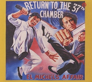 Return To The 37th Chamber album cover