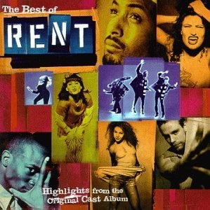 The Best Of Rent: Highlights (1996 Original Broadway Cast) album cover