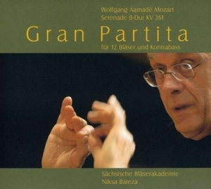 Mozart: Gran Partita album cover
