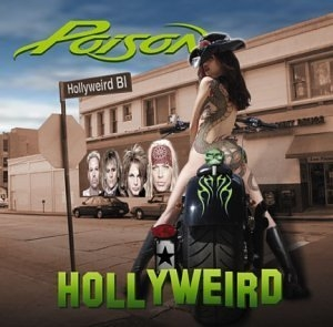 Hollyweird album cover