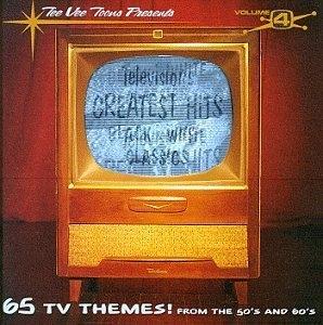 Television's Greatest Hits, Vol. 4: Black & White Classics album cover