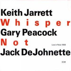 Whisper Not album cover