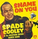 Shame On You album cover
