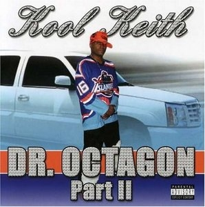 Dr. Octagon, Pt.2 album cover