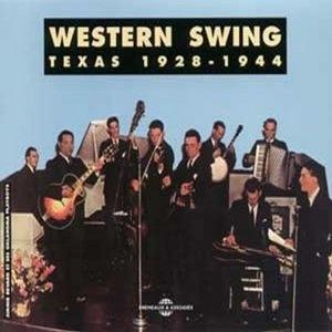 Western Swing Texas 1928-1944 album cover