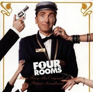 Four Rooms: Original Motion Picture Soundtrack album cover