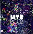 Coldplay Live: 2012 album cover