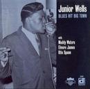 Blues Hit Big Town album cover