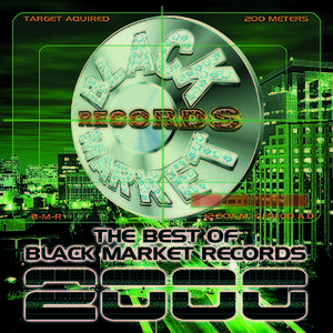 Best Of Black Market Records 2000 album cover