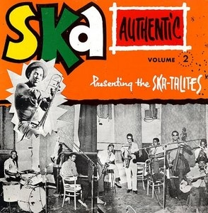 Ska Authentic, Vol. 2 album cover