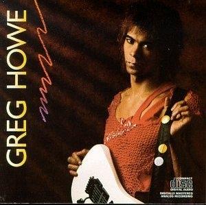 Greg Howe album cover