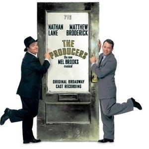 The Producers (2001 Original Broadway Cast) album cover