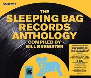 Sources: The Sleeping Bag Records Anthology album cover