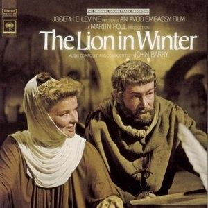 The Lion In Winter (The Original Motino Picture Soundtrack) album cover