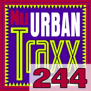 ERG Music: Nu Urban Traxx, Vol. 244 (January 2018) album cover