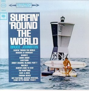 Surfin' 'Round The World  (Exp) album cover