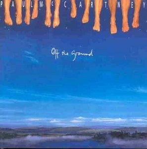 Off The Ground album cover