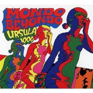 Mondo Beyondo album cover
