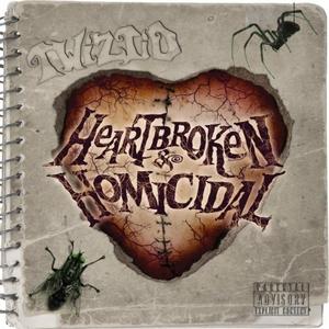 Heartbroken & Homicidal album cover