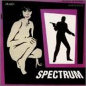Spectrum: Thrilling 60's Noir Themes album cover