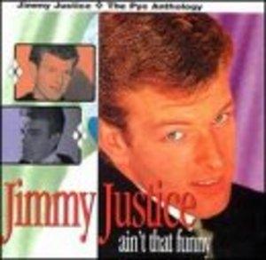 Ain't That Funny album cover