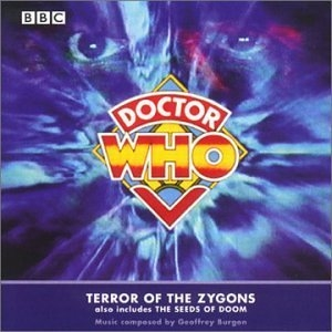 Doctor Who: Terror Of The Zygons album cover