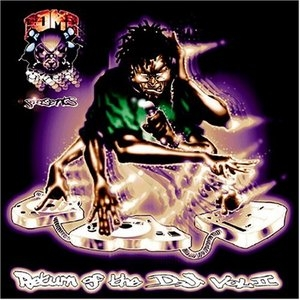 Return Of The DJ, Vol. 2 album cover