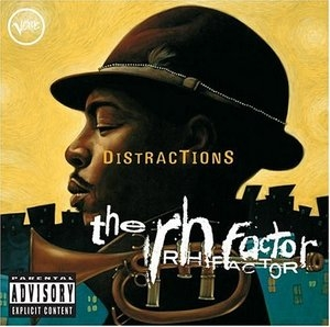 Distractions album cover