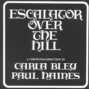 Escalator Over The Hill album cover
