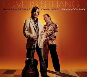 Love Is Strange: En Vivo Con Tino album cover