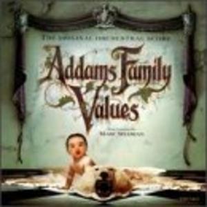 Addams Family Values (The Original Orchestral Score) album cover