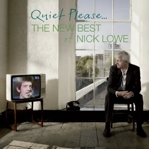 Quiet Please: The New Best Of Nick Lowe album cover