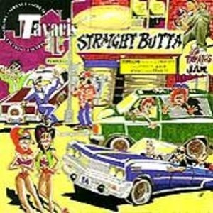 Straight Butta album cover