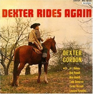 Dexter Rides Again album cover