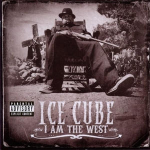 I Am The West album cover