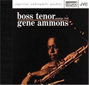 Boss Tenor album cover