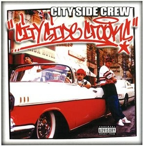 City Side Crooks album cover