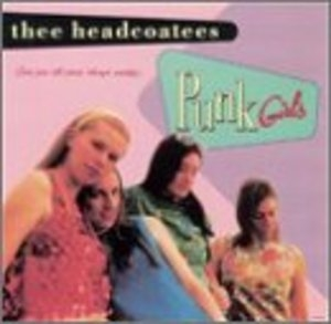 Punk Girls album cover